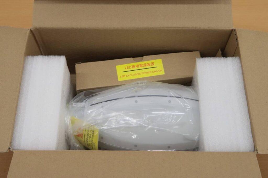未使用 ユアーズ・トレード 水銀灯代替LED電球 YRS60W-TBM-WP-OD-JN (2019年6月買取)