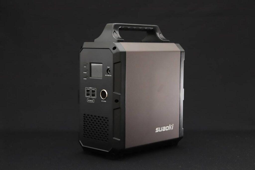 suaoki ポータブル電源 G1200 332000mAh/1200Wh AC1000W(2020年1月買取)