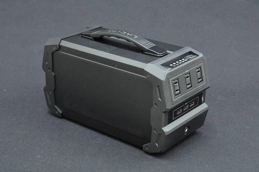 ラ・チタ Lacita ポータブル電源 エナーボックス CITAEB-01(2019年11月買取)