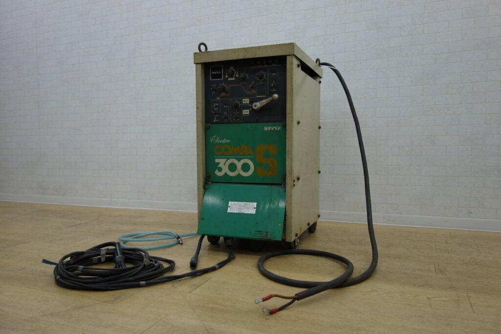 中古品 ダイヘン 交直両用アーク溶接機 エレクトロコンパ300S 単相200V(2019年2月買取)